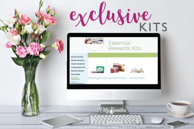 10. ESSENTIAL REWARDS KITS Young Living also offers ER member-exclusive product kits. These themed kits are packaged together at deeply discounted prices. View all the ER kits here: https://www.youngliving.com/en_US/opportunity/products/essential-rewards-kits Buying ER kits isn't a requirement. You can order anything you want as long as your order is 50PV or more each month. These kits are just an added bonus for additional savings. Take a look at the NingXia Red ER Kit. It comes with 4 bottles and 30 2oz pouches of NingXia Red. If you bought those separately, the cost would be $217.75. Instead, you can buy the NingXia Red ER Kit for $187. You save $30 AND you get as much as $46.75 back in Essential Rewards points!