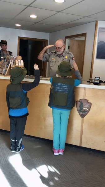 Big Bend National Park Junior Ranger