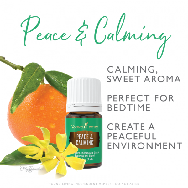 Peace and Calming Young Living Essential Oil magnifyJOY