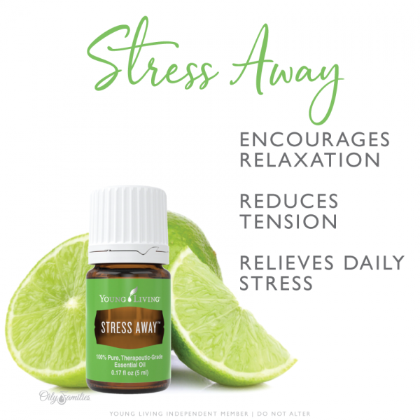 Stress Away from Young Living Anxious Mom Stop Yelling at Kids