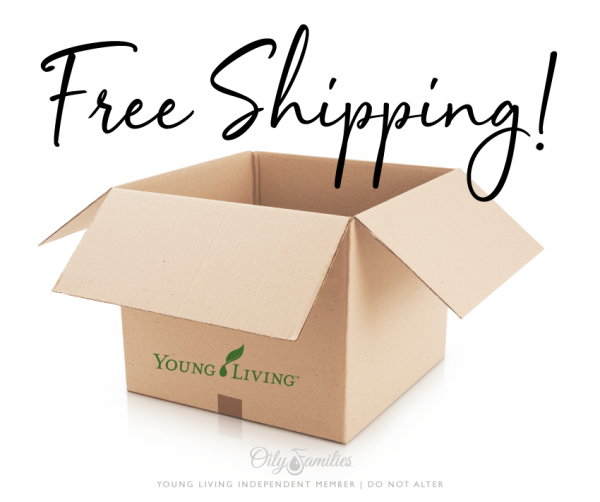 Free Shipping Young Living Essential Oils Starter Kit
