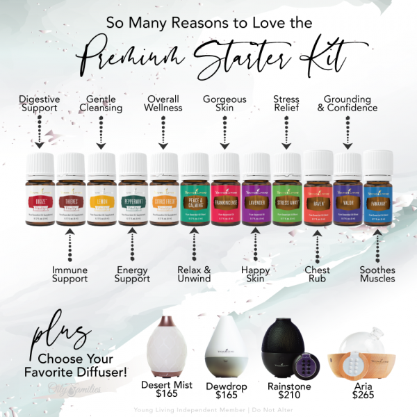 Reasons to love oils